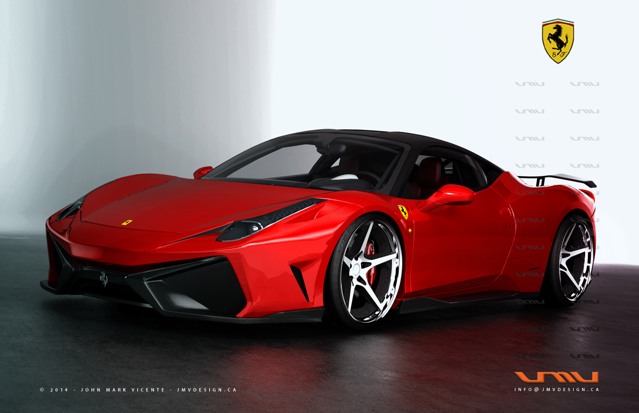 2015 Ferrari 458 Italia 50 Cool Hd Wallpaper 1280x828