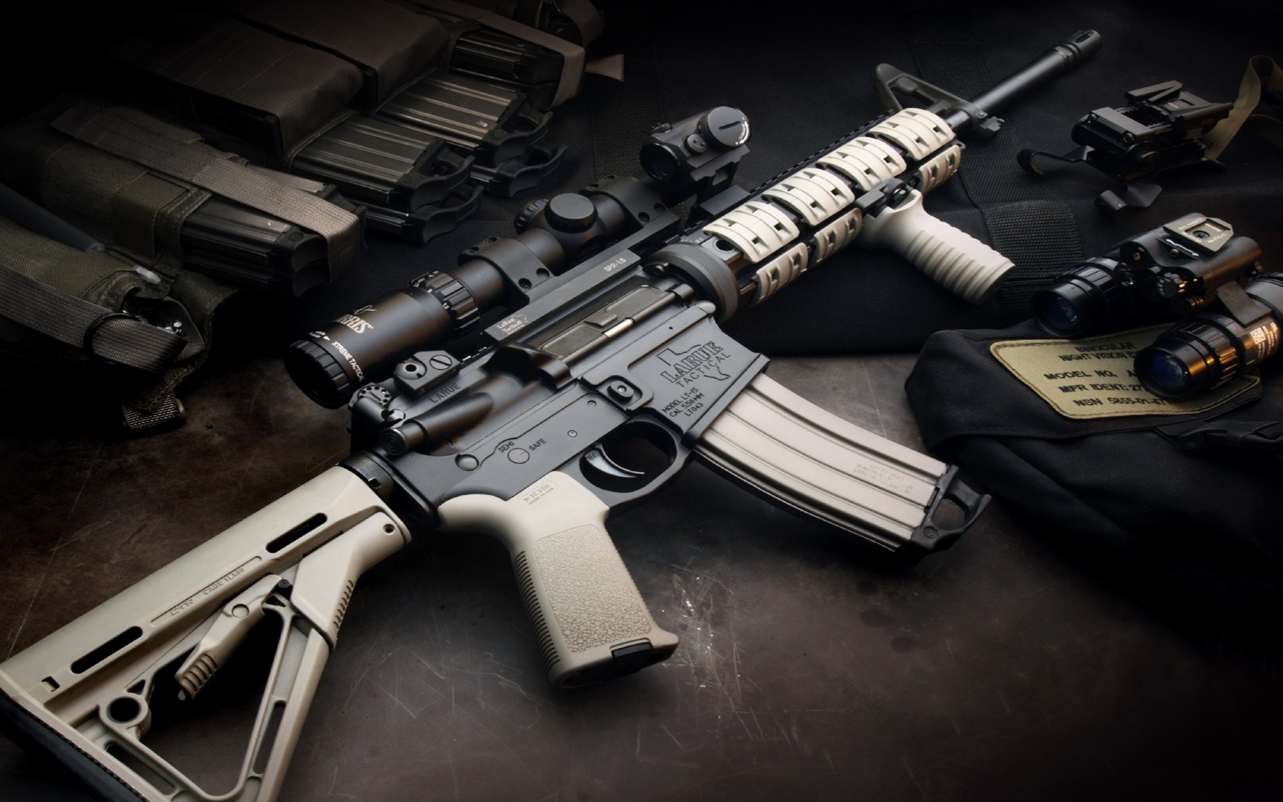 72 3D Guns Wallpapers on WallpaperPlay 2560x1600