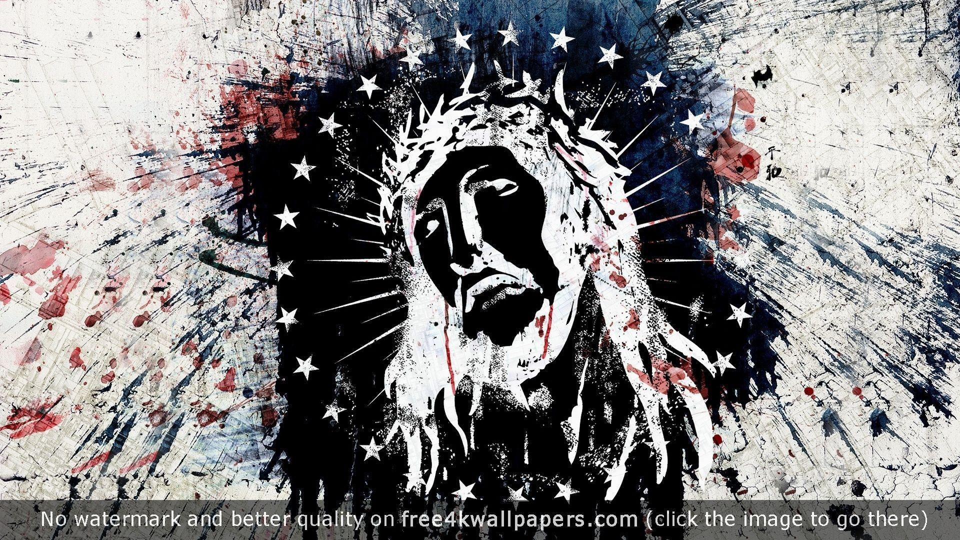 Jesus Christ Hd HD wallpaper 1920x1080