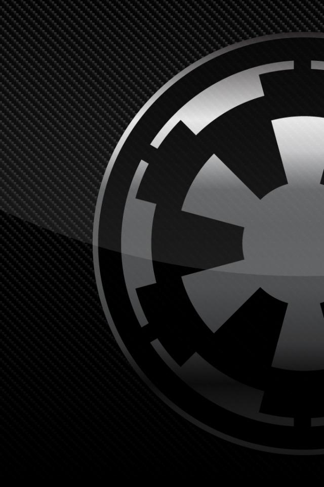 star wars logos galactic empire 1280x1024 wallpaper Wallpaper 640x960