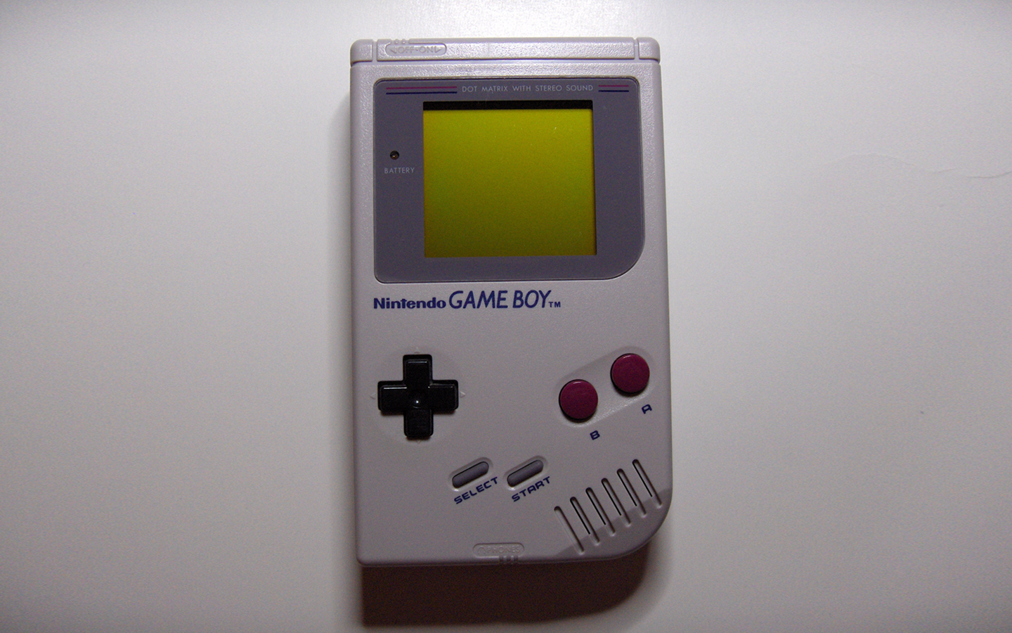 Gameboy Wallpaper 1440x900 Gameboy 1440x900