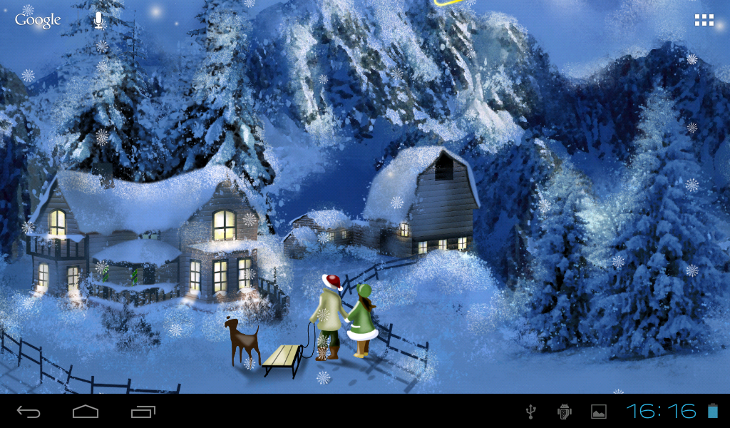 FGG Christmas Wallpaper   Android Apps on Google Play 1024x600
