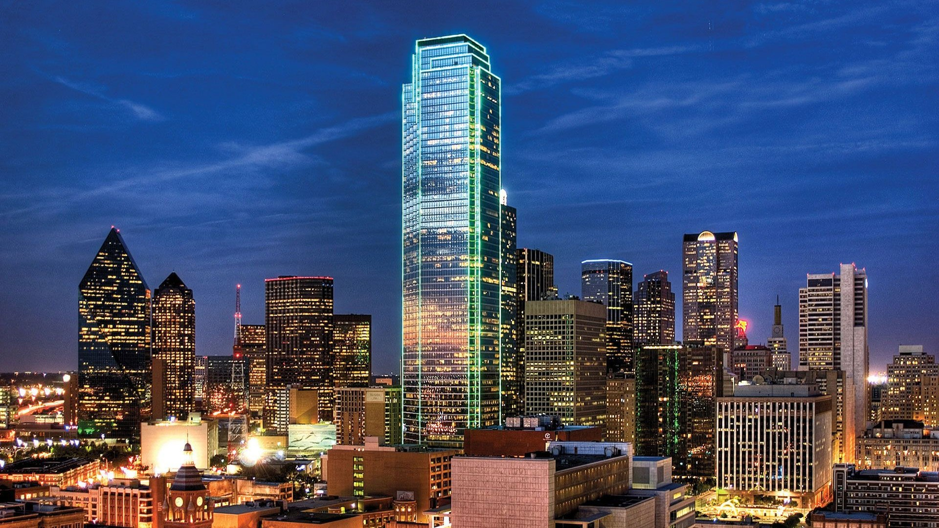downtown dallas hd wallpapers - photo #6