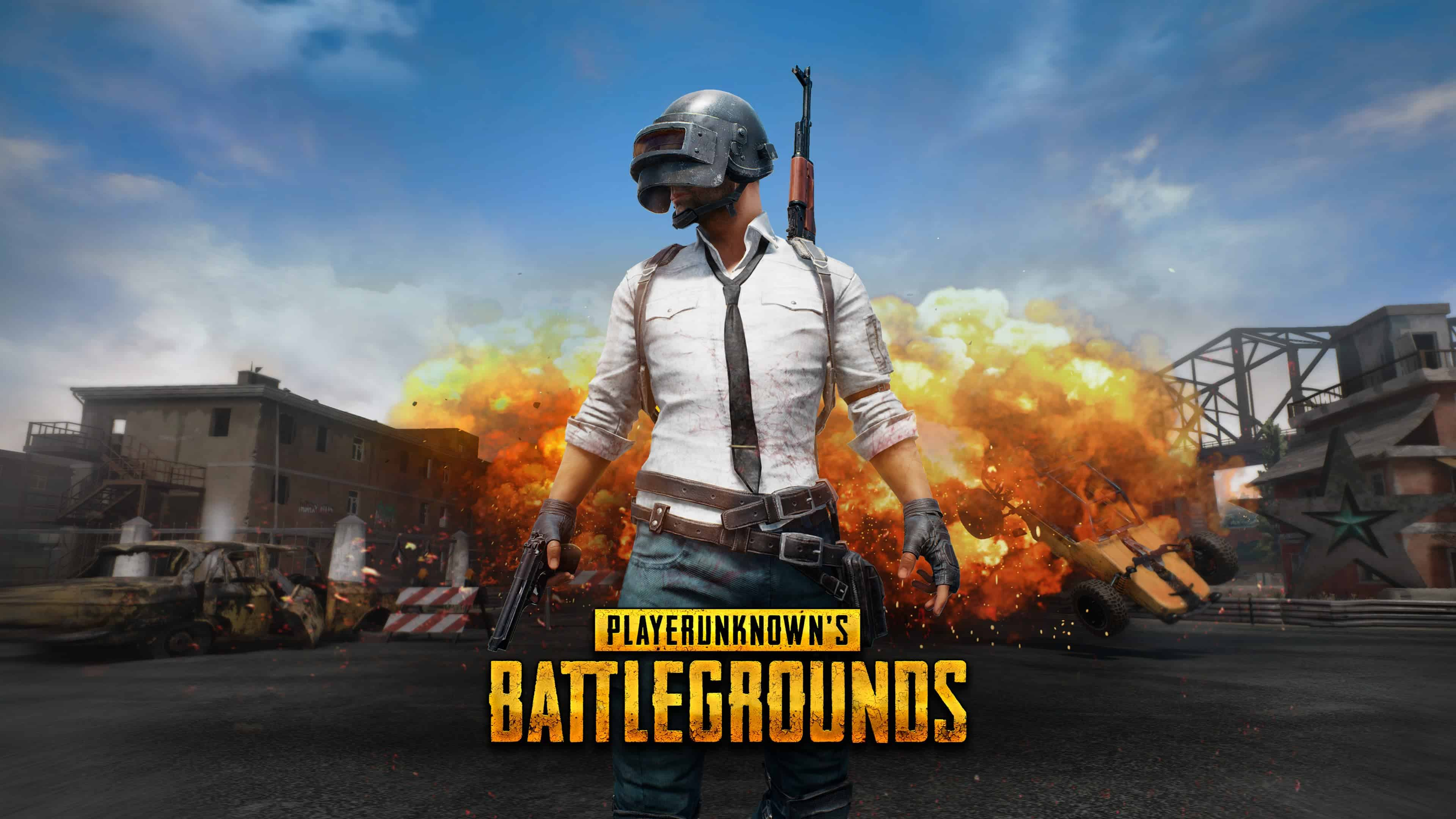 PUBG Player Unknown Battlegrounds Cover UHD 4K Wallpaper Pixelz 3840x2160