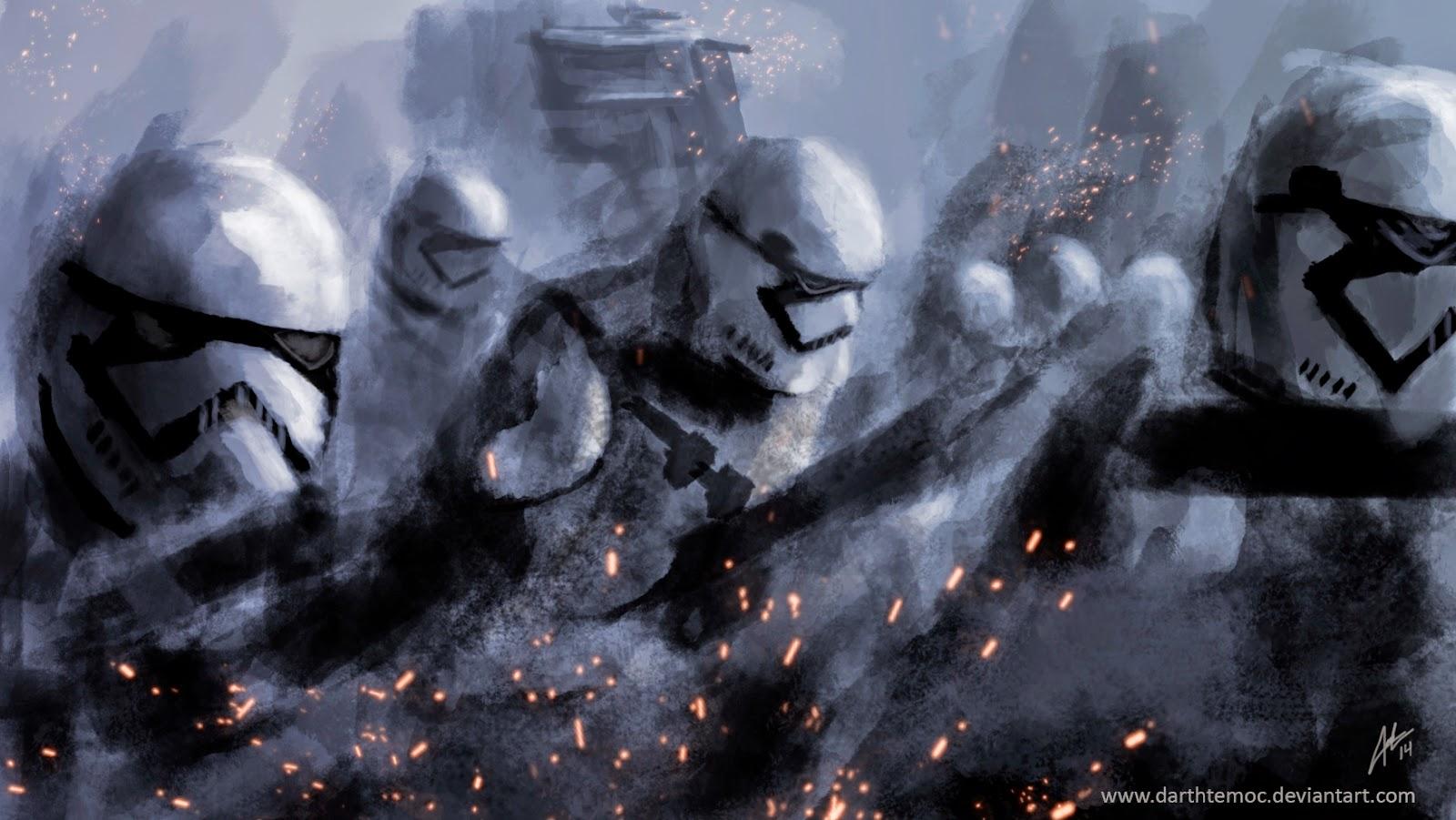 Star Wars Force Awakens Storm Troopers 1600x901