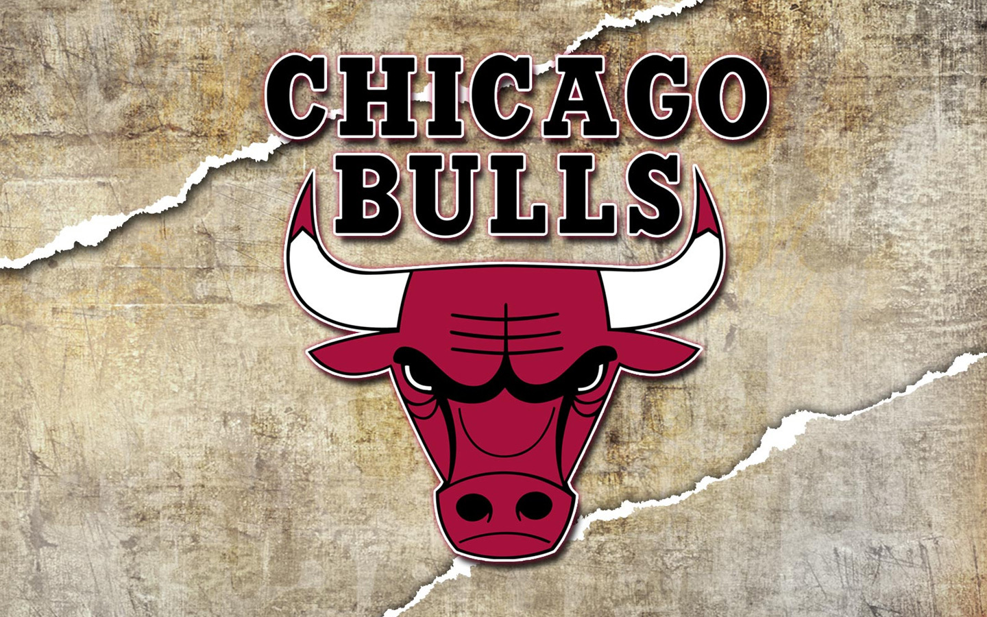 Chicago Bulls Logo Wallpaper HD Wallpaper WallpaperLepi 1440x900