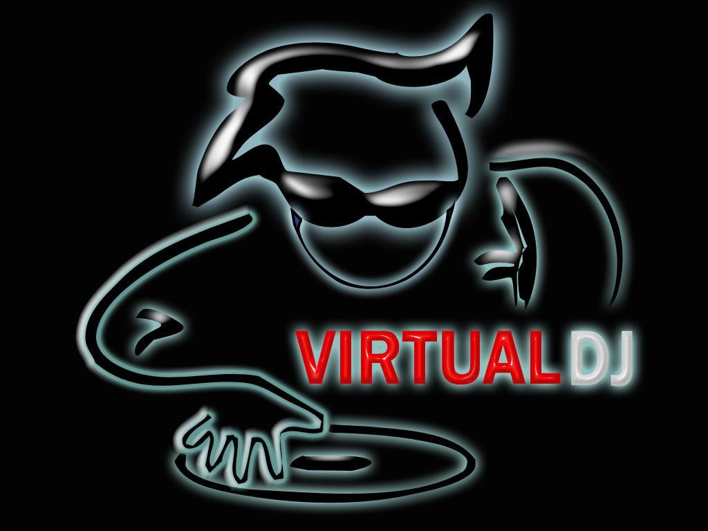 Papel de Parede   Caricatura   Virtual Dj [1024x768] 1024x768