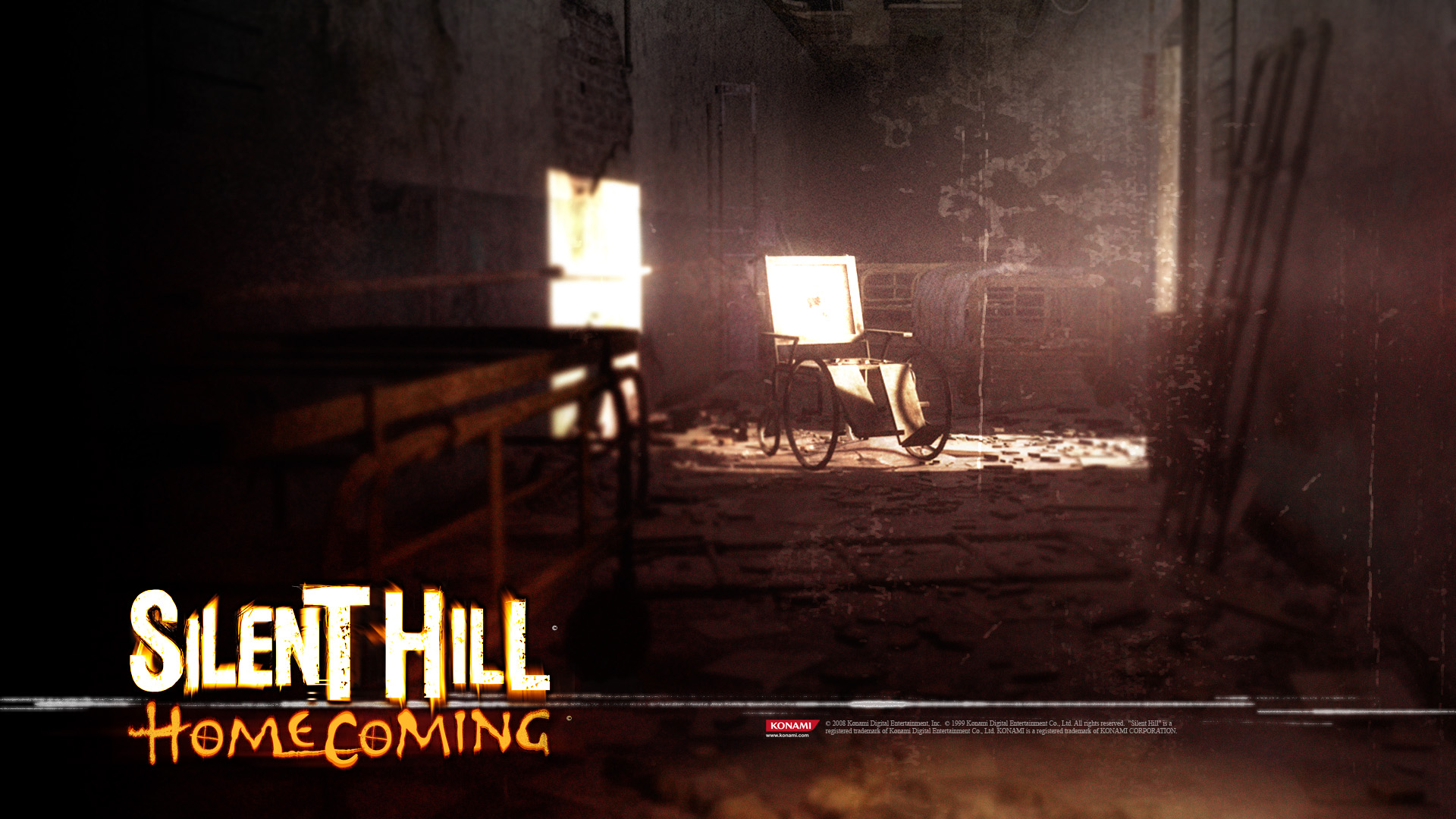 SilentHillHomecoming Wallpaper4 HD 1920x1080