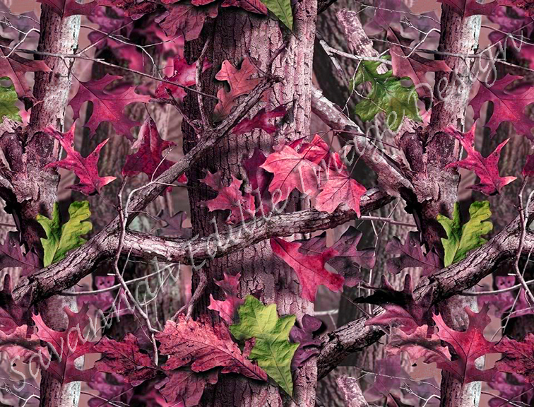 Pink Realtree Camo Pattern camouflage airbrushing 756x576