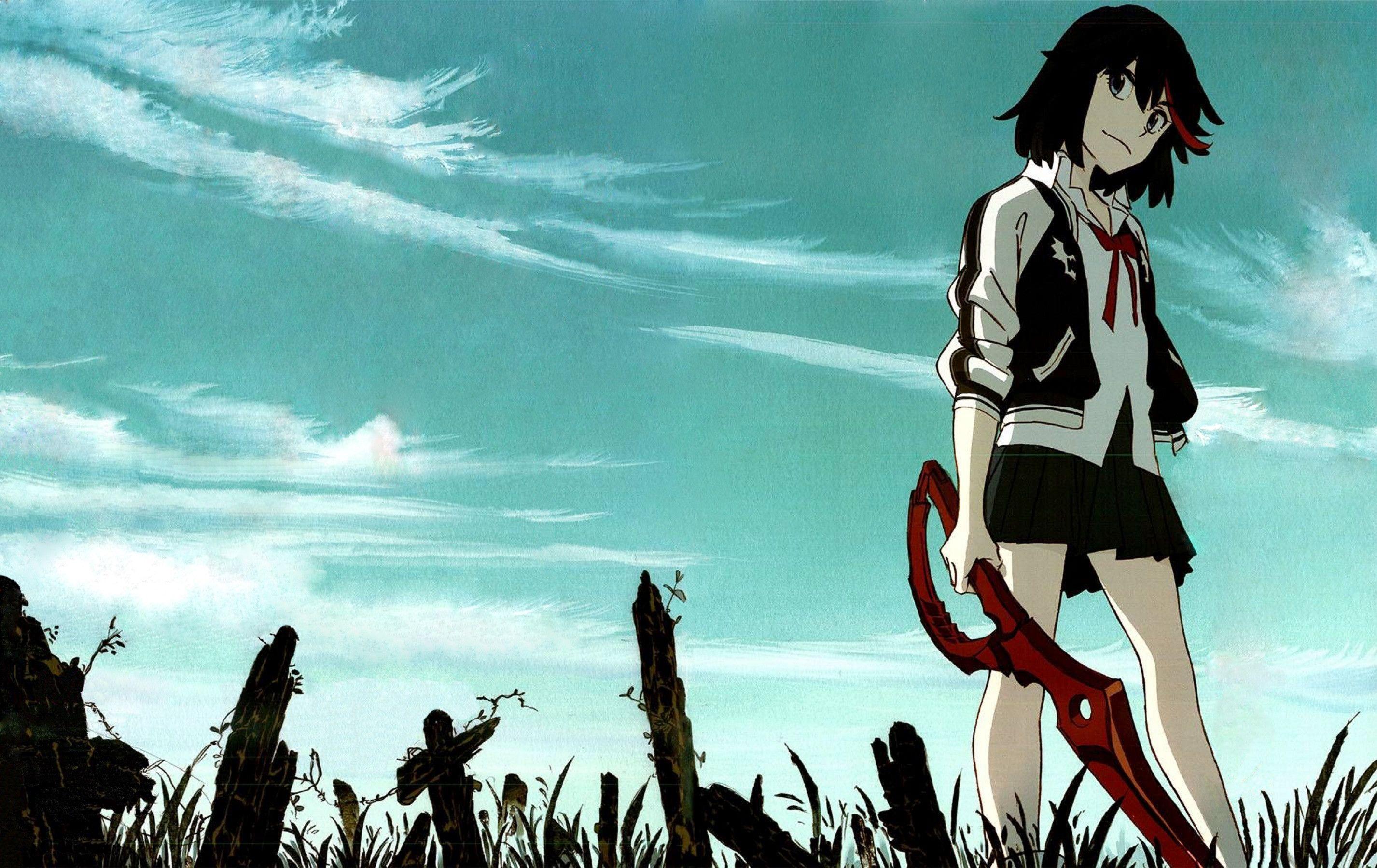 Ryuko Kill La Kill Wallpapers Find best latest Ryuko Kill La 2853x1800