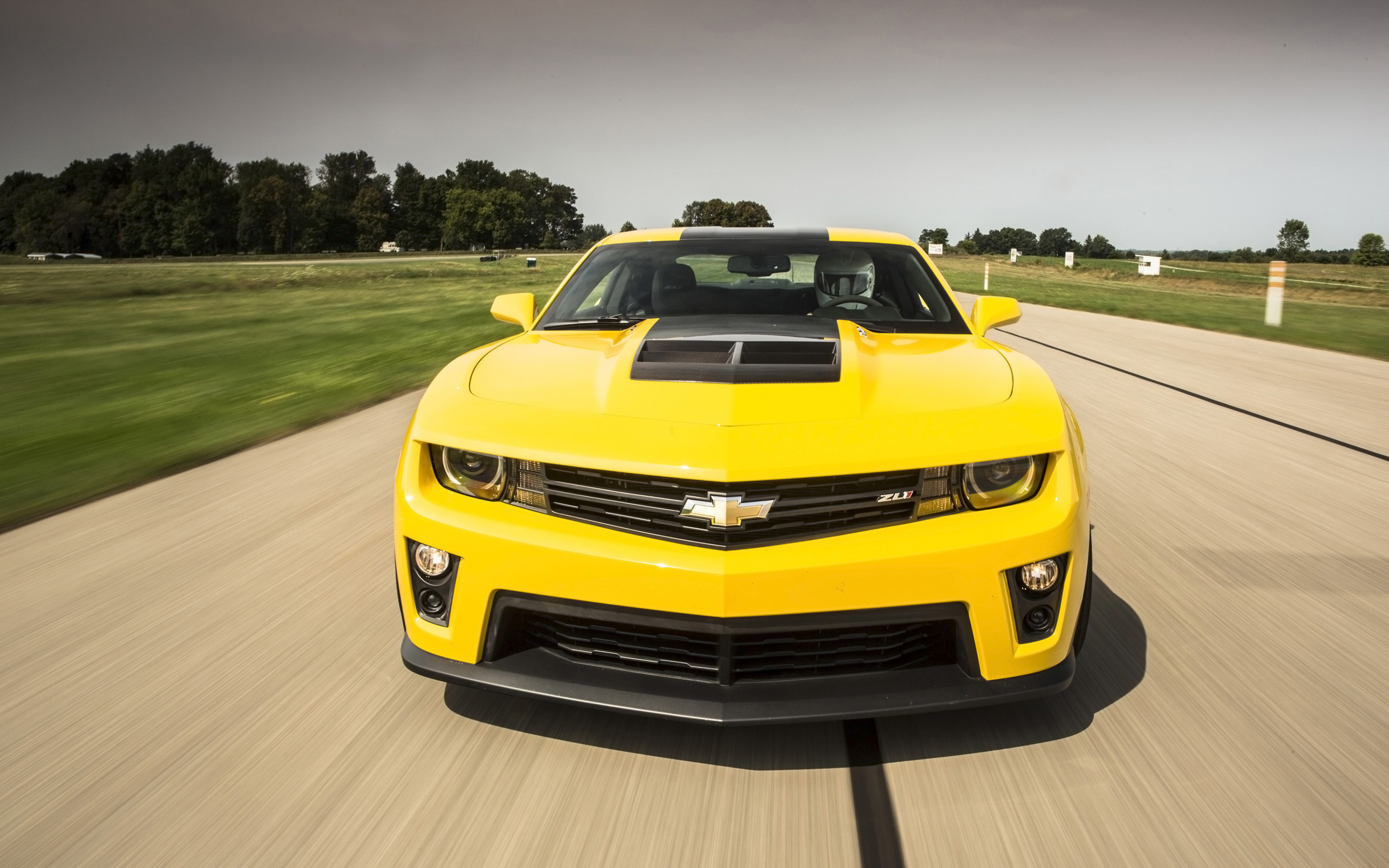 Chevrolet Camaro ZL1 Coupe 2014 Wallpaper HD Car Wallpapers 2560x1600