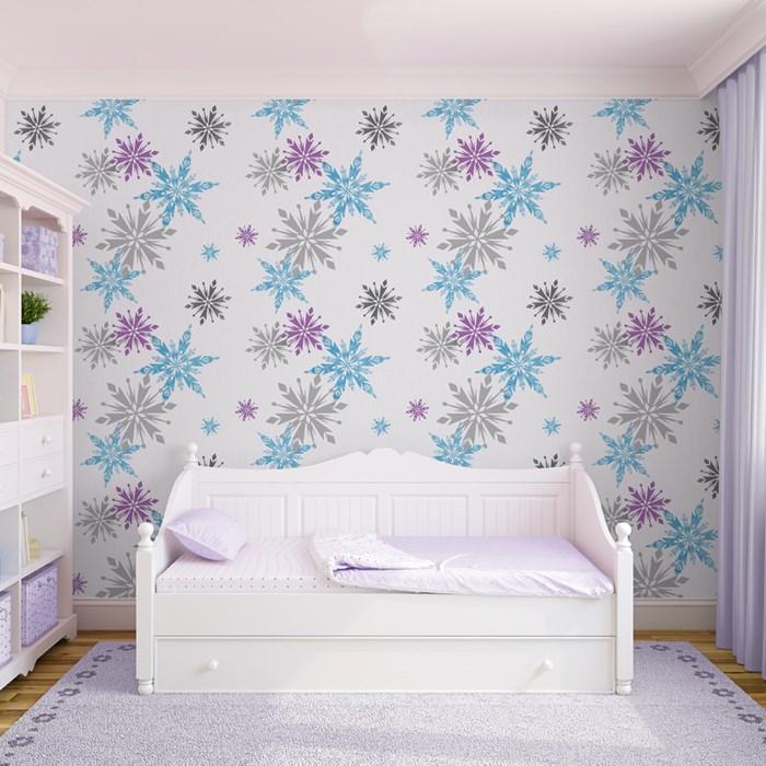 Disney Frozen Border Disney Frozen Snowflake 700x700