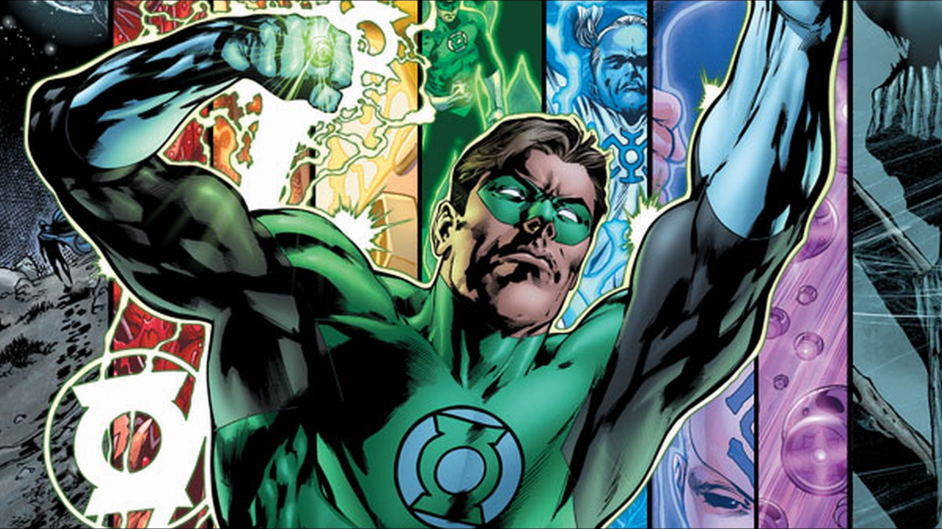 Green Lantern Computer Wallpapers Desktop Backgrounds 1920x1080 1920x1080