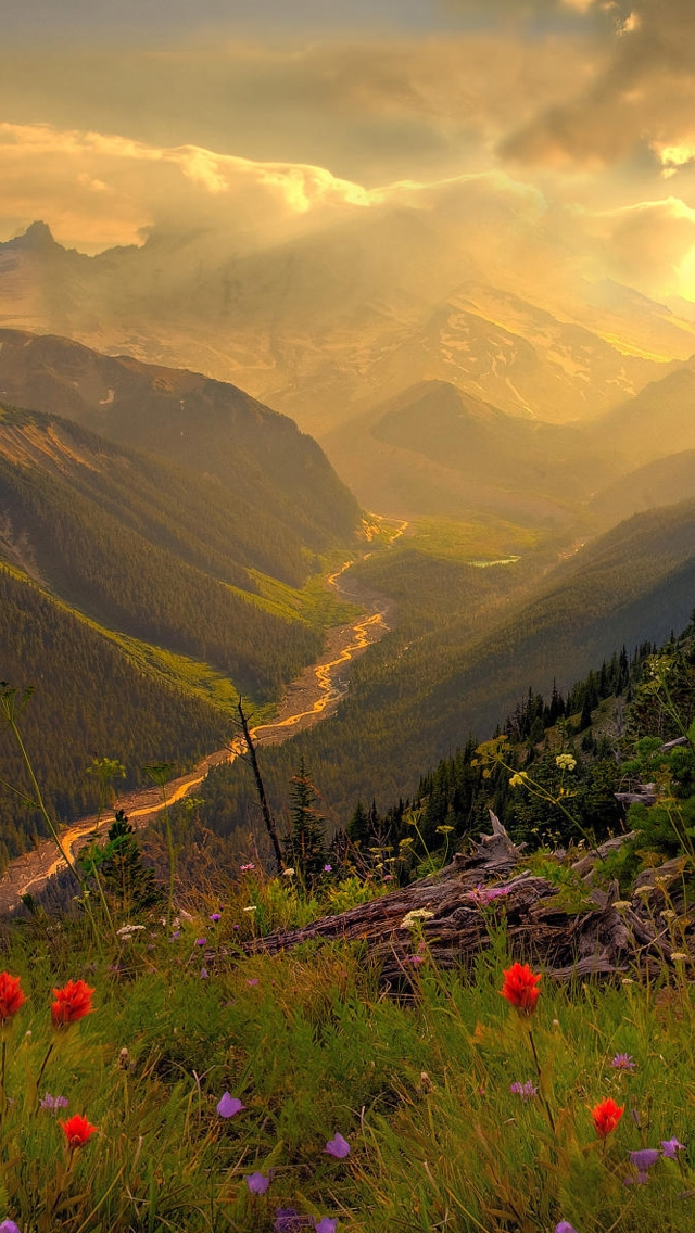 Epic Valley iPhone 5s Wallpaper Download iPhone Wallpapers iPad 640x1136