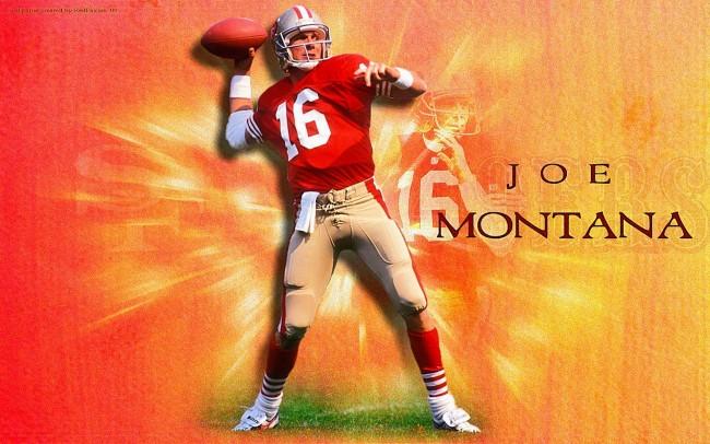 Joe Montana Wallpaper 650x406
