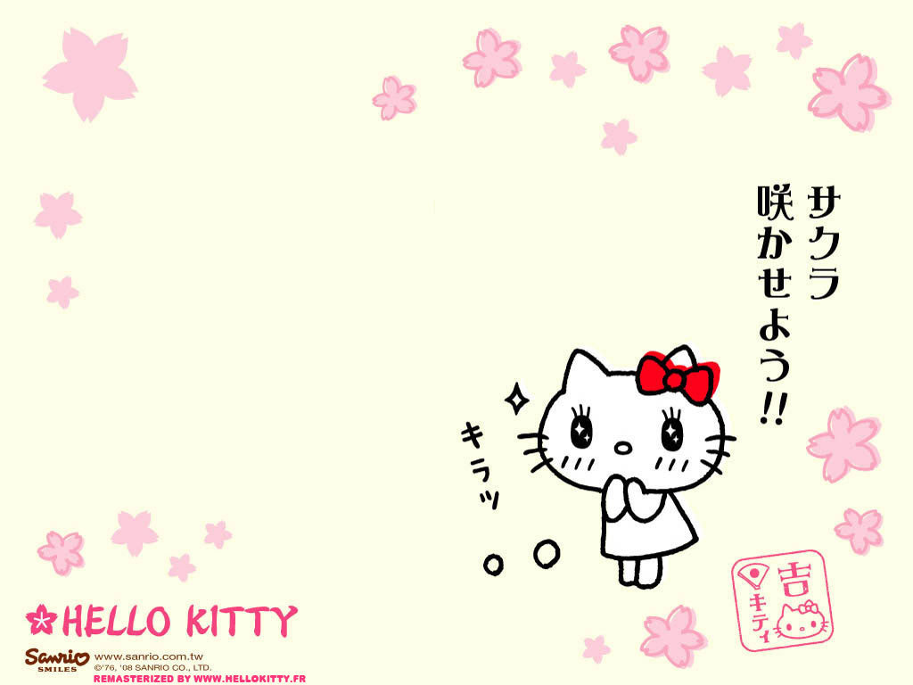 Hello Kitty images Hello Kitty Wallpaper wallpaper photos 8257462 1024x768