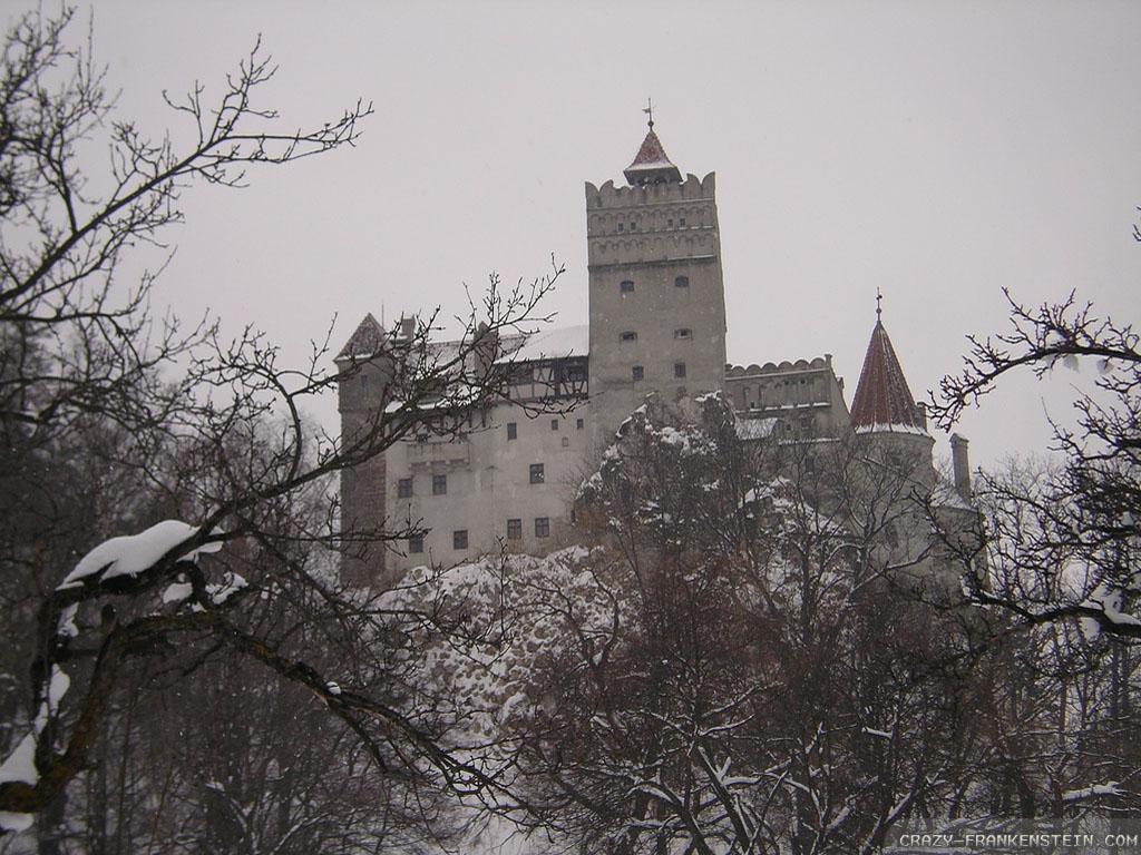 Dracula S Castle Wallpaper Wallpapersafari