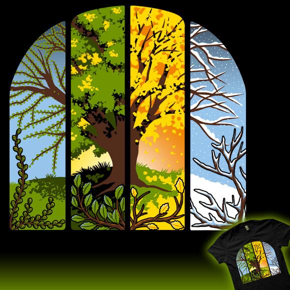 Four Seasons by amegoddess 580x580