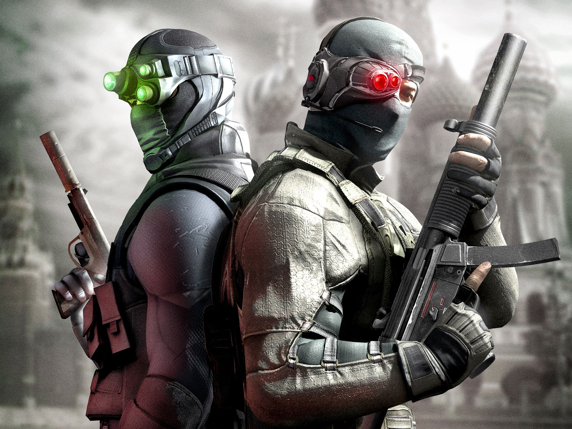 Tom Clancys Splinter Cell Conviction Wallpapers HD Wallpapers 1920x1440