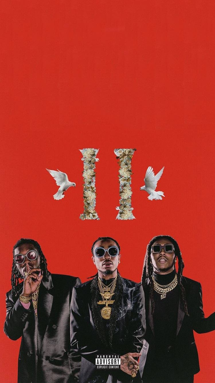 Migos iPhone Wallpapers on WallpaperDog 750x1334