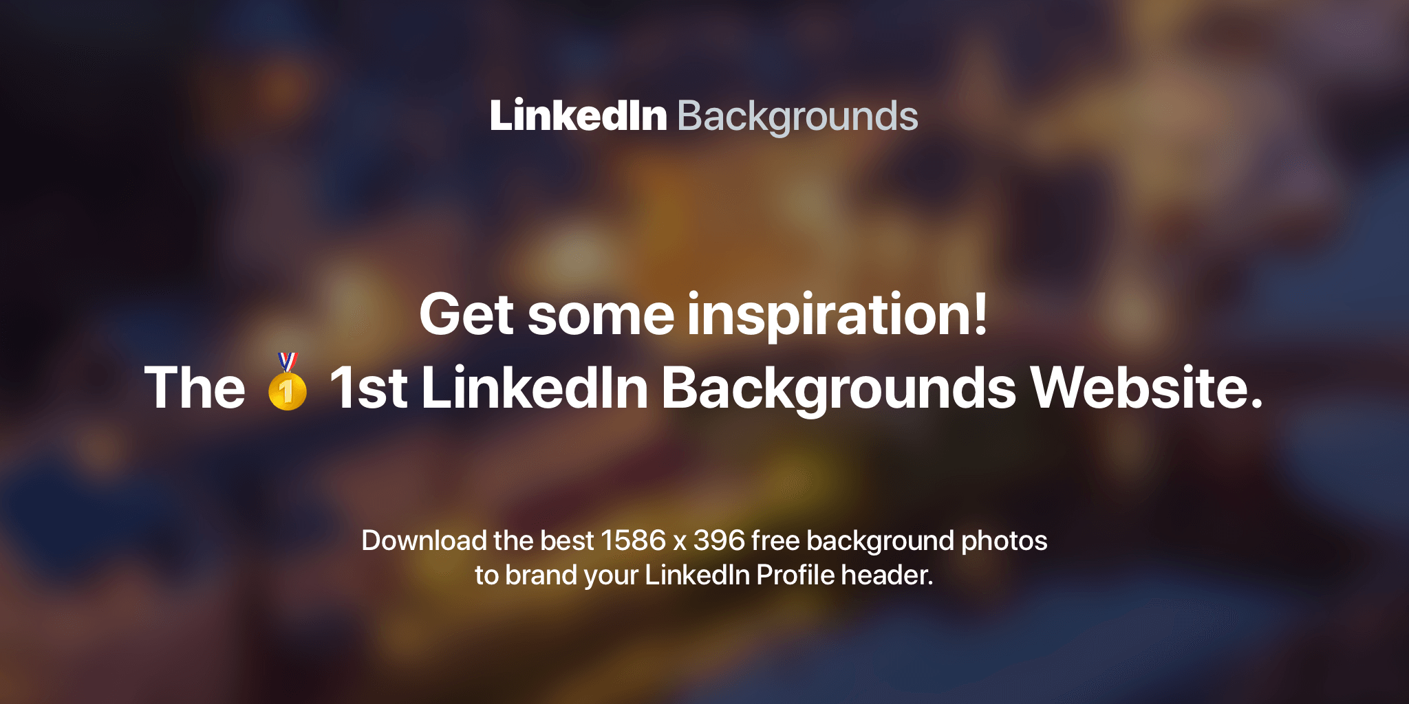 Download the best 1586 x 396 background photos to brand your 2048x1024