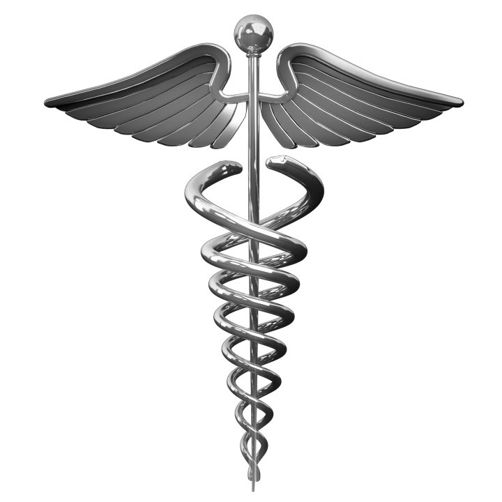 3D Medical Symbol New Clear Background by BENBOBBY 720x720