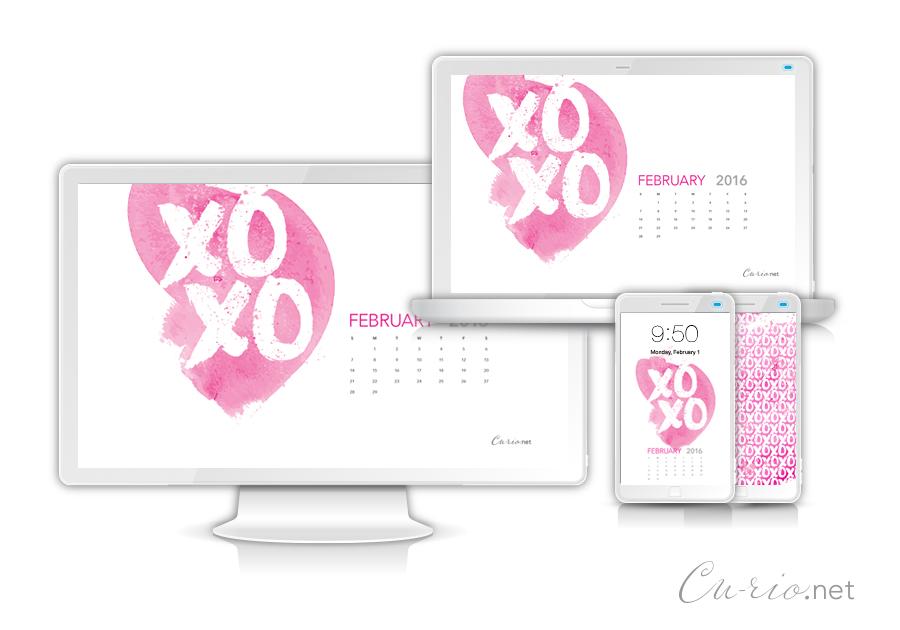 February 2016 Wallpaper Non Calendar Version 900x630