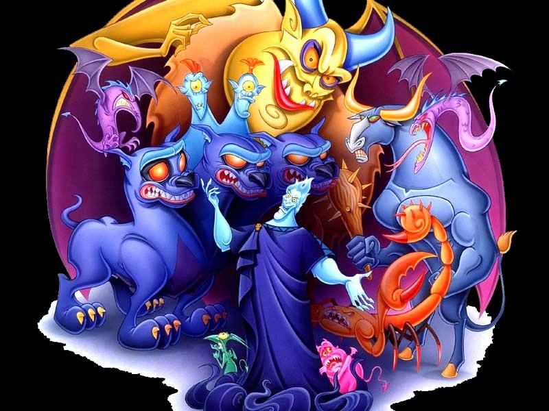 Hades   Disney Villains Wallpaper 17399371 800x600