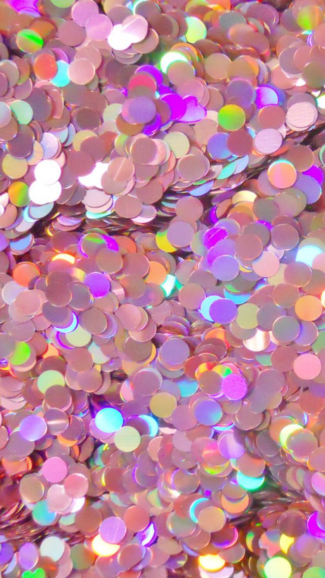Pink Confetti iPhone Wallpaper IPhone Wallpaper Pinterest 640x1136