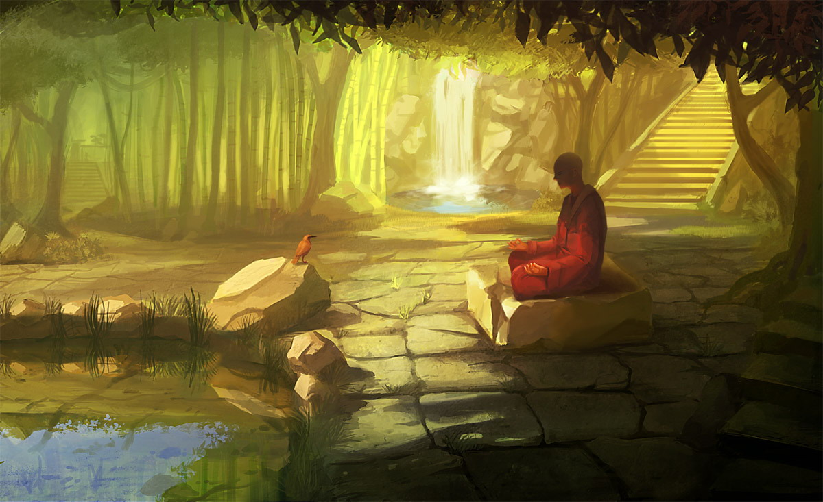 Meditation Wallpaper   Wallpaper Cool HD 1200x733