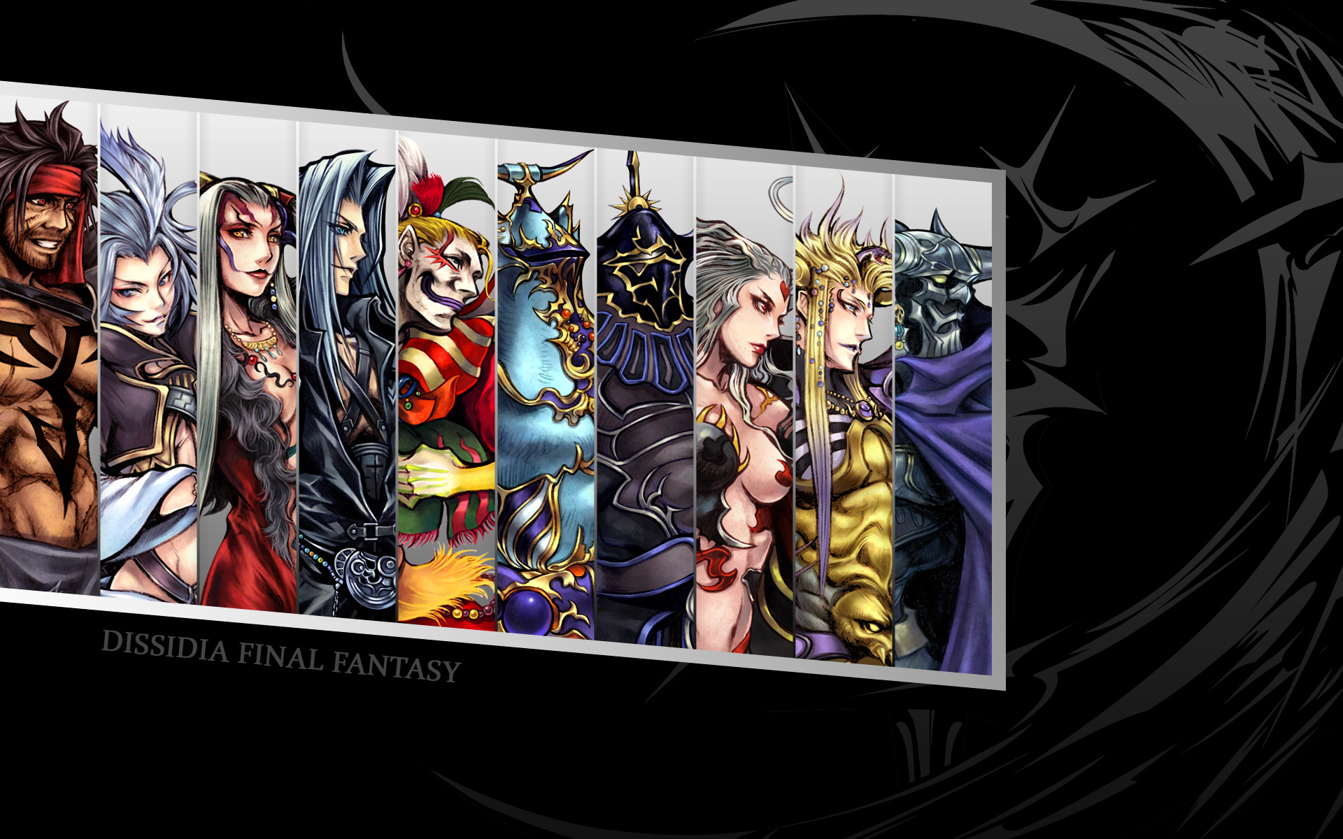 Images Dissidia Final Fantasy   Wallpaper   Dissidia Chaos 1610 1920x1200