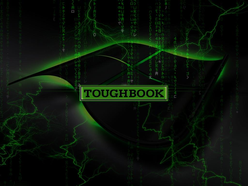 Toughbook Wallpaper 1024x768