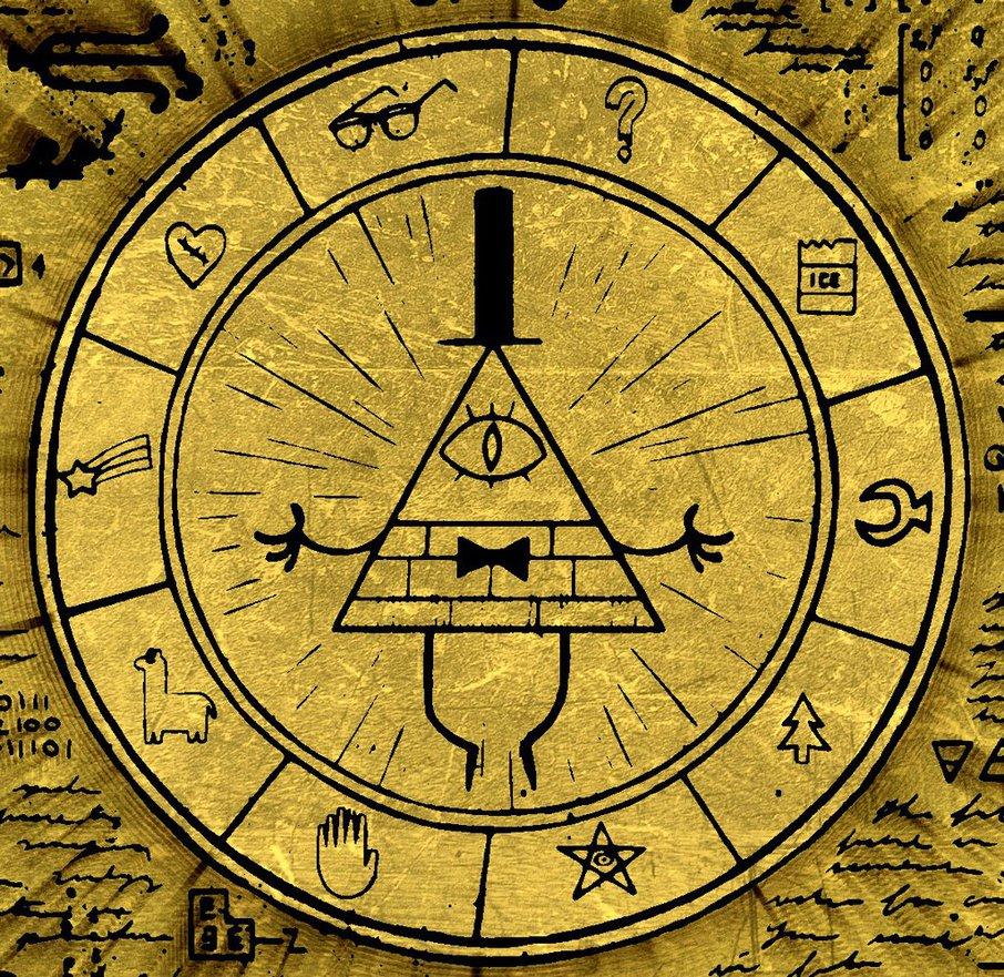 Bill cipher wheel wallpaper wallpapersafari the cipher wheel by wholockian11 on deviantart biocorpaavc