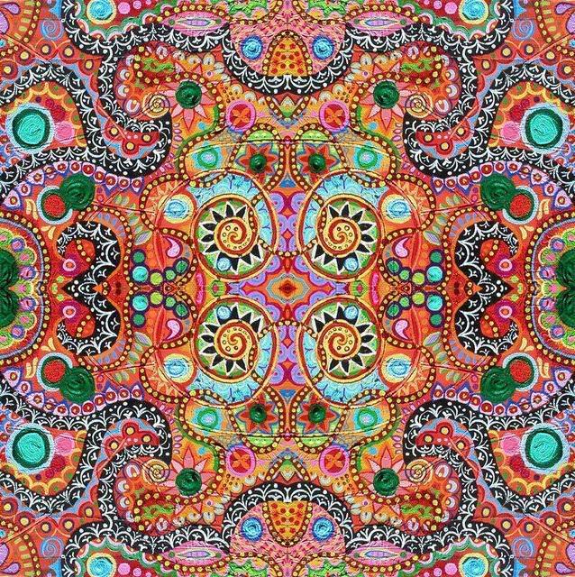 hippie background wallpapersafari