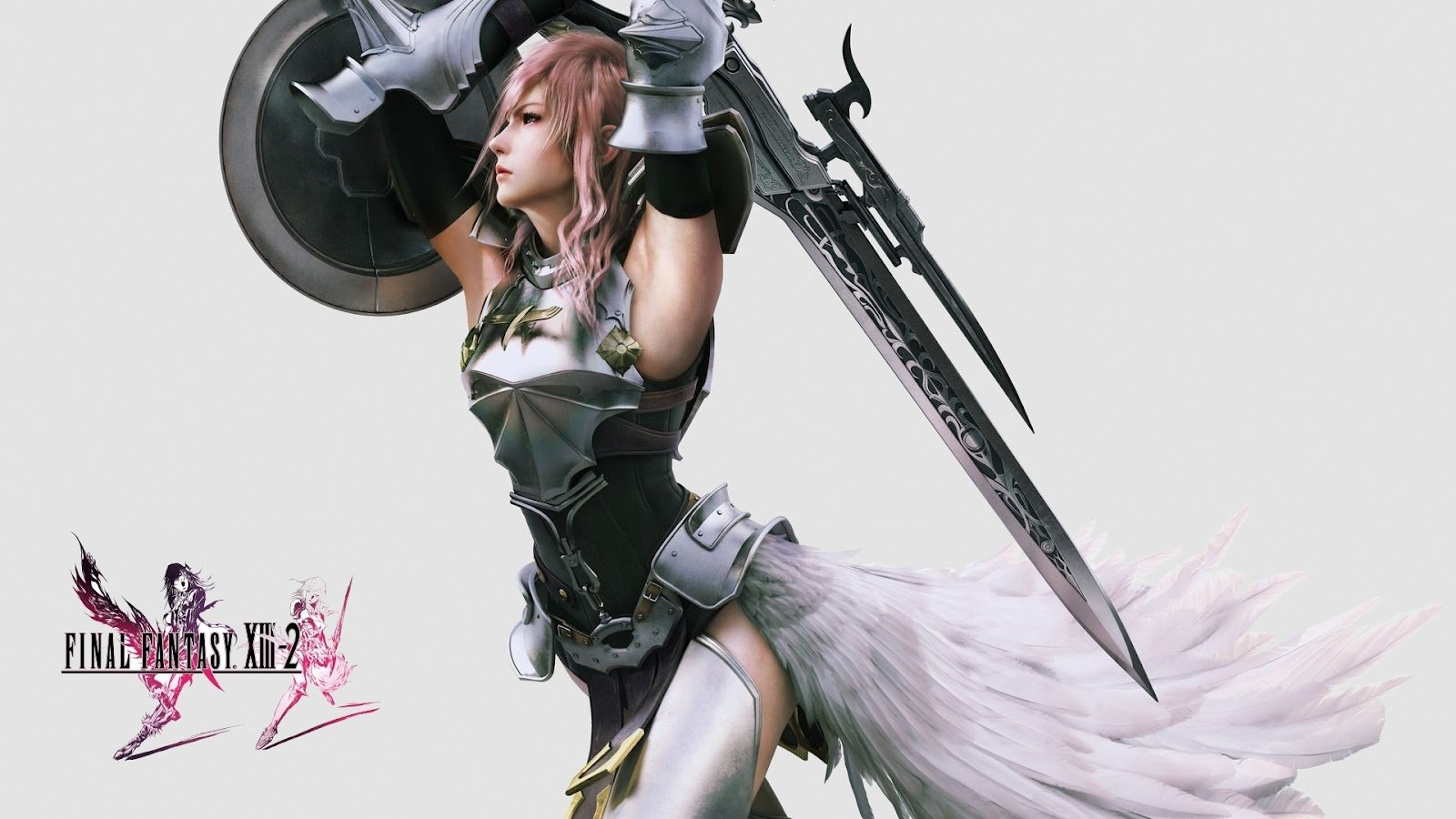 final fantasy xiii 2 wallpaper - wallpapersafari