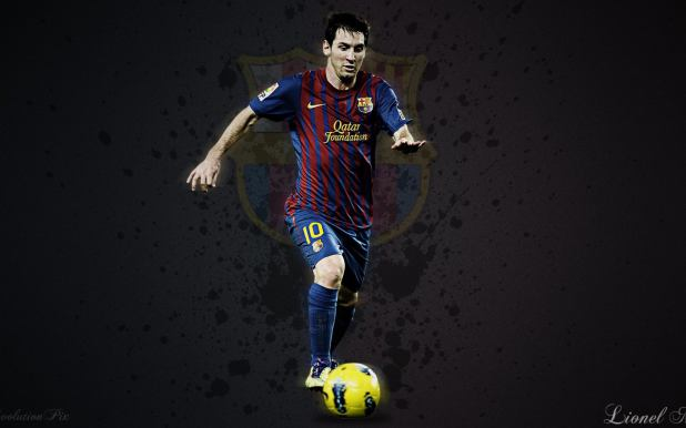 Football Player Lionel Messi HD Wallpapers 2016 Fun Online 618x386