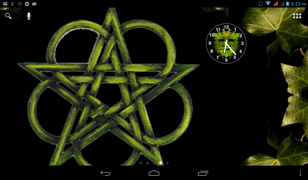 The Wiccan Wallpapers   screenshot 1024x600