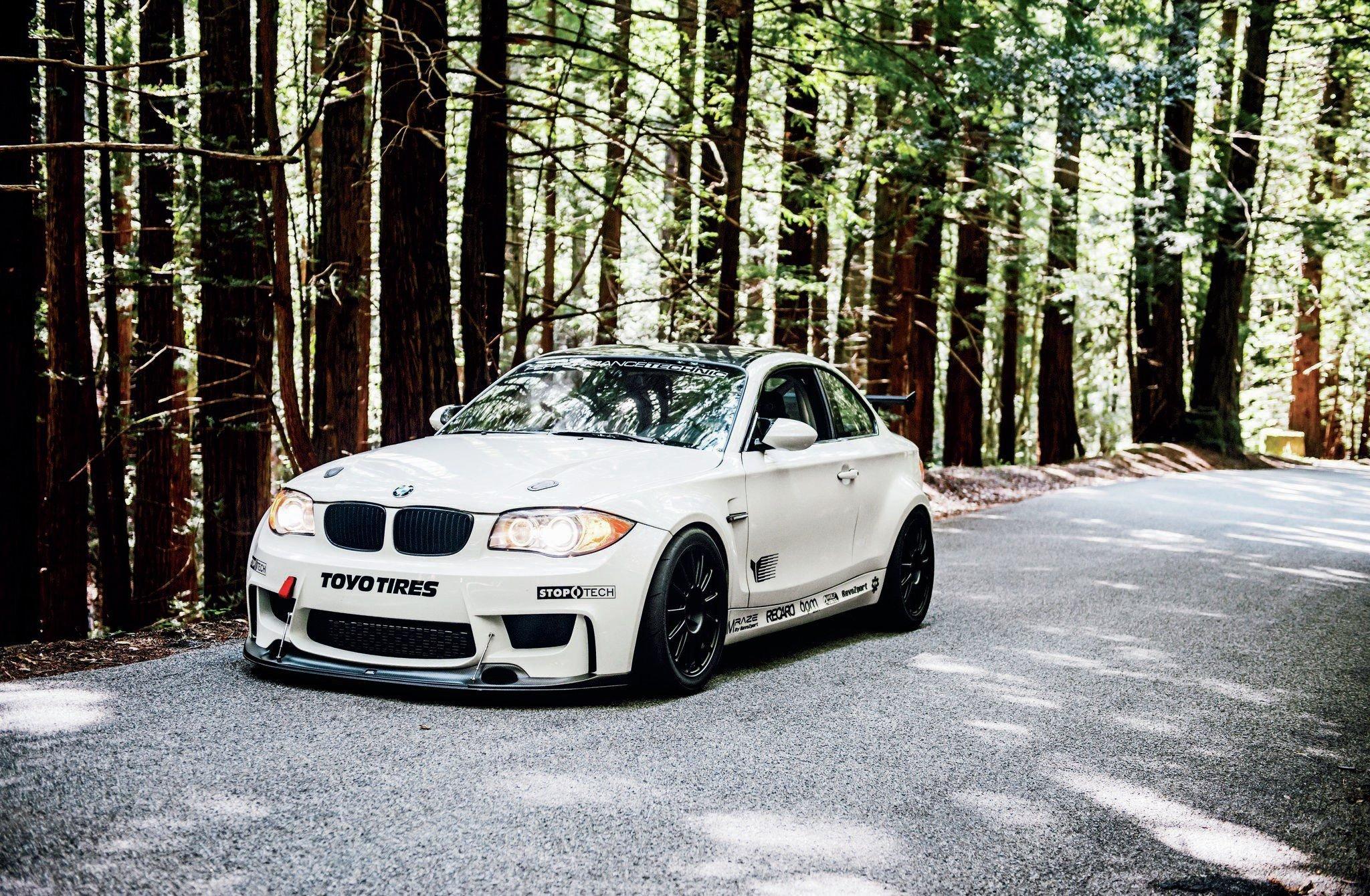 2008 BMW 135i BMW performance cars tuning wallpaper 2048x1340 2048x1340