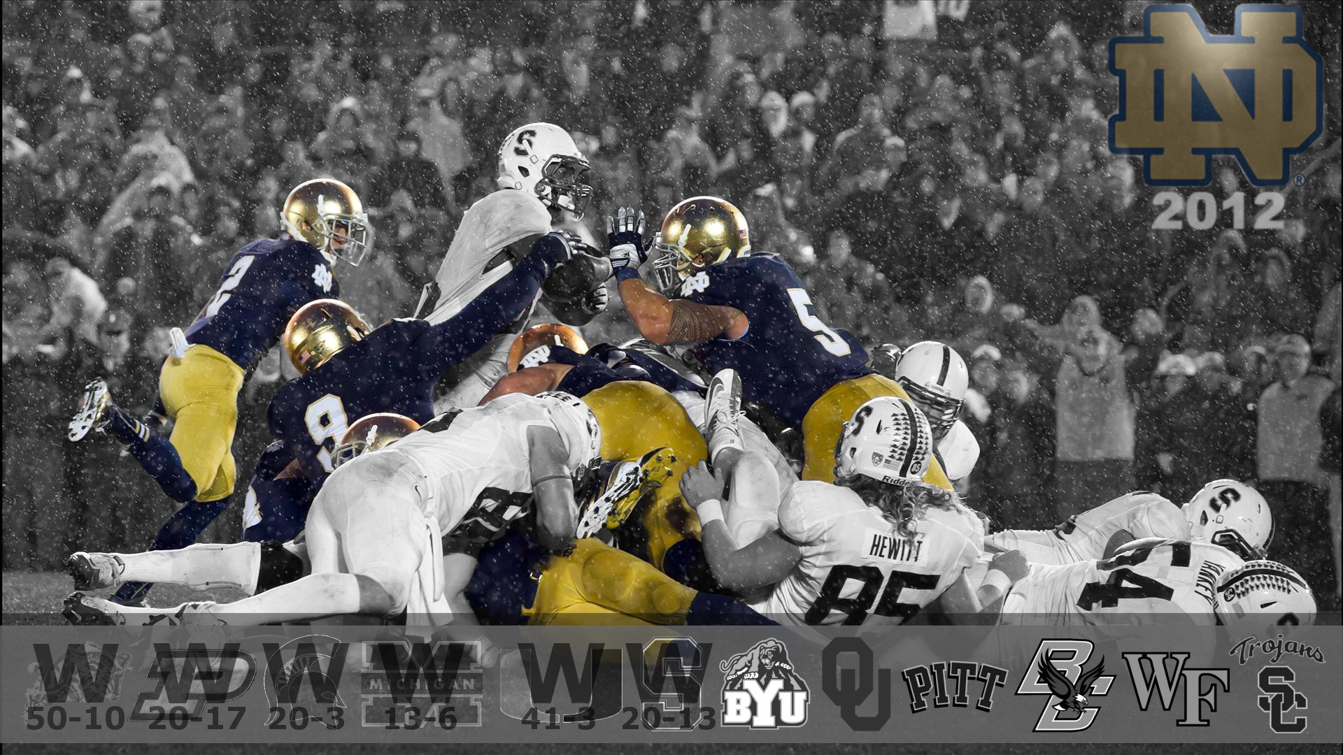 Notre dame football pictures gallery Bleacher Report Sports. Highlights. News. Now