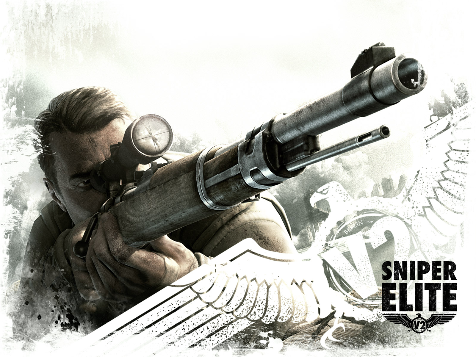 Sniper Elite  Sniper Elite V2 Wallpaper Gallery   Best Game 1600x1200