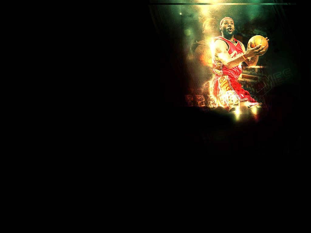 LeBron James Wallpaper   Cleveland Cavaliers Wallpaper 1024x768