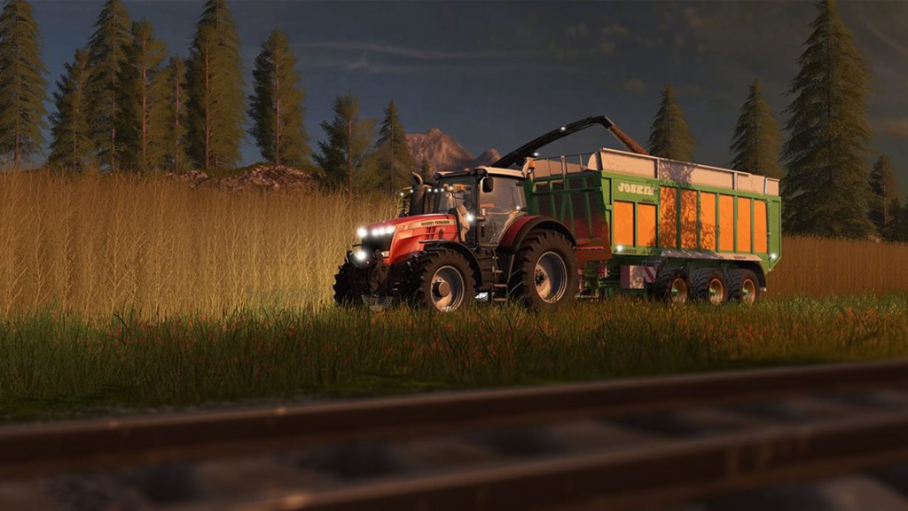Farming Simulator 17 Wallpapers High Quality Download 1024x576