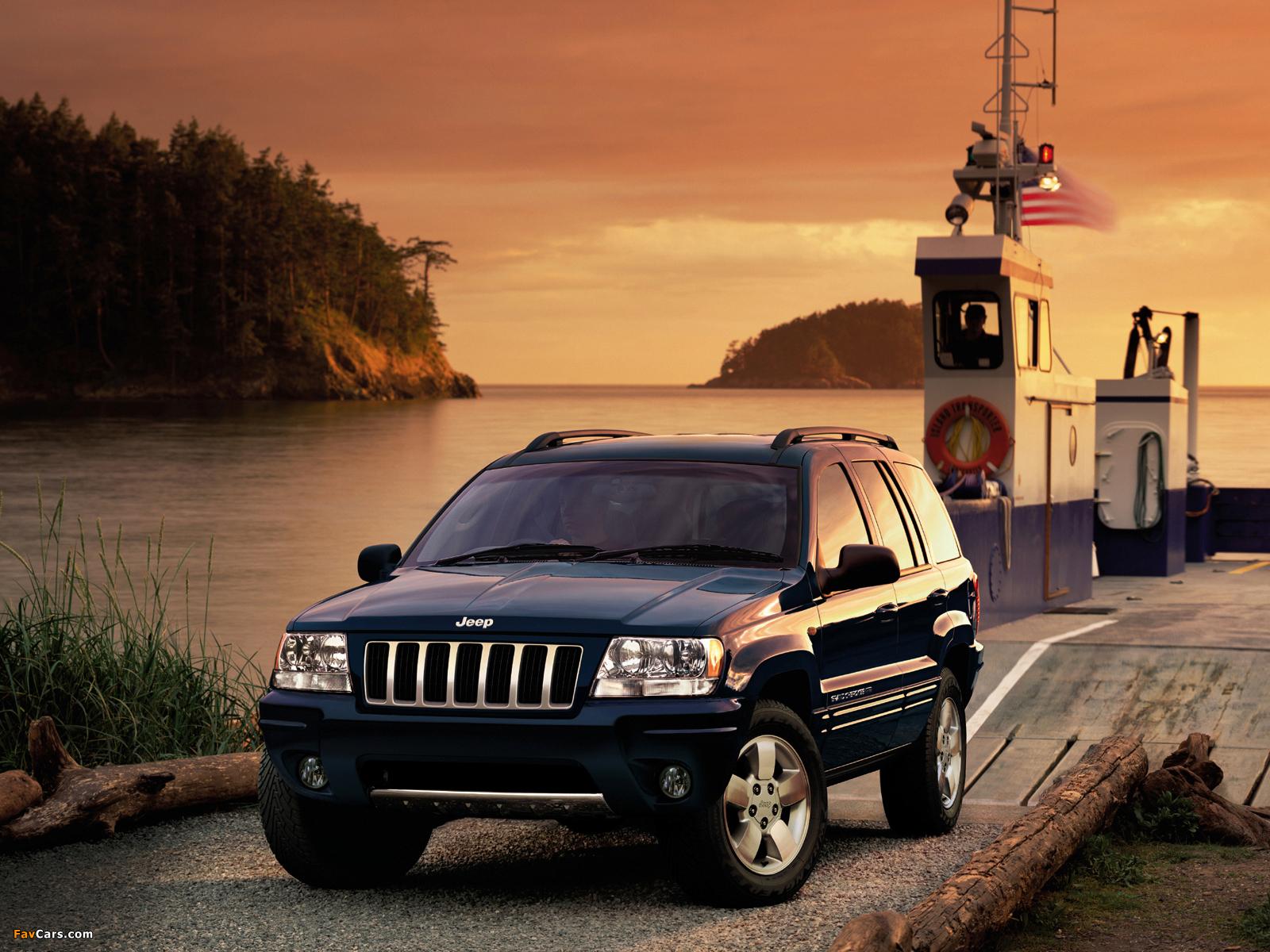 Jeep Grand Cherokee Wallpaper 20   1600 X 1200 stmednet 1600x1200