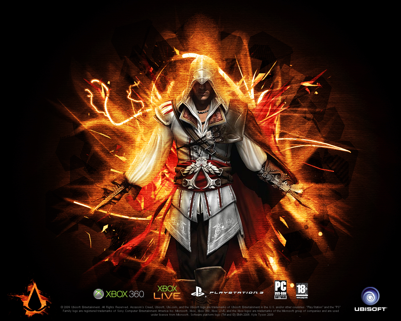 Assassins Creed II Computer Wallpapers Desktop Backgrounds 1280x1024