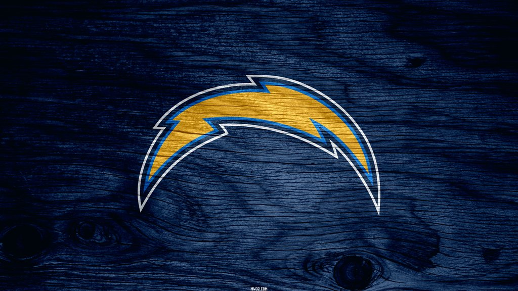 San Diego Chargers Blue Weathered Wood Wallpaper for Motorola Droid 1024x576