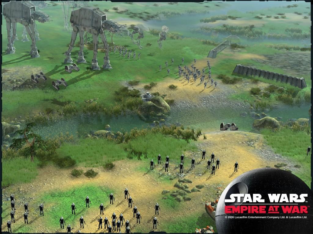 Free download Star Wars Wallpaper empire at war assaultjpg