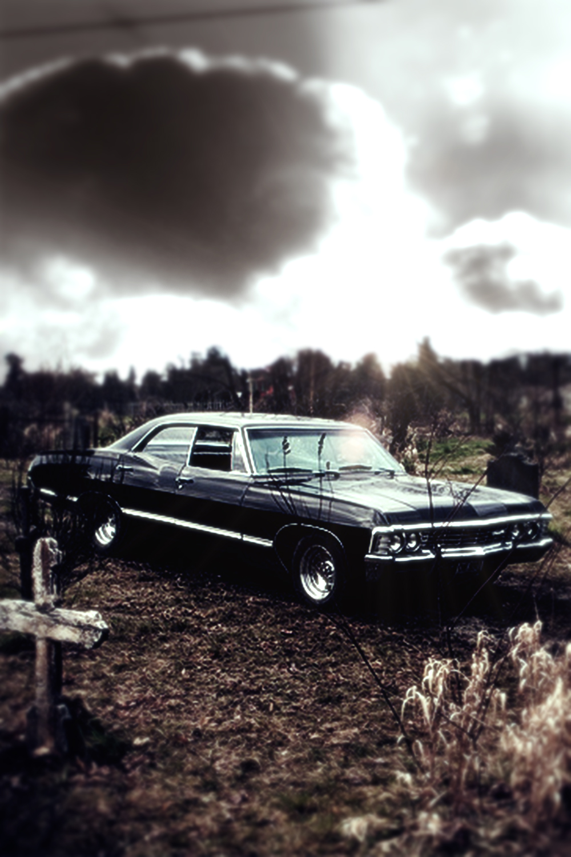 50 Supernatural Impala Wallpaper On Wallpapersafari
