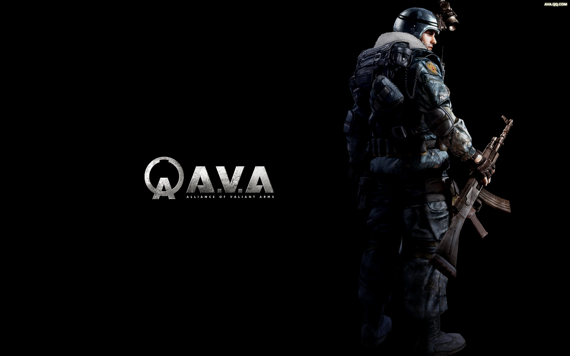 Wallpaper 17 Wallpaper from AVA Alliance of Valiant Arms 1920x1200