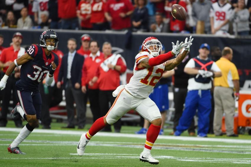 Jan 9 2016 Houston TX USA Kansas City Chiefs wide receiver Albert 850x565