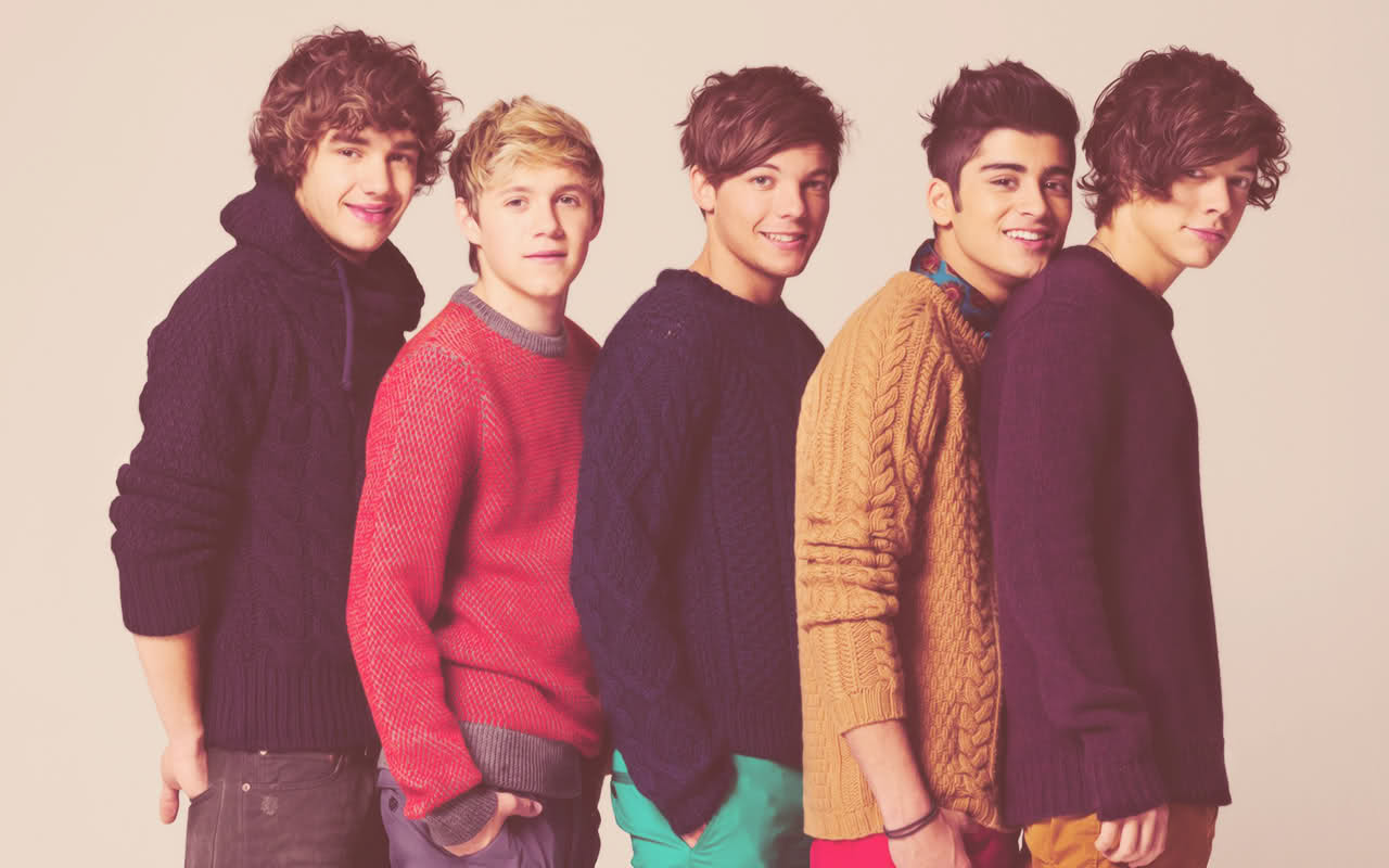 One Direction   One Direction Wallpaper 32165963 1280x800